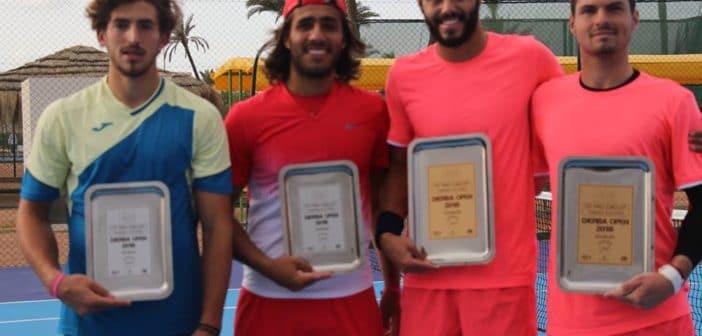 Tennis : Laurent Lokoli remporte le Djerba Open