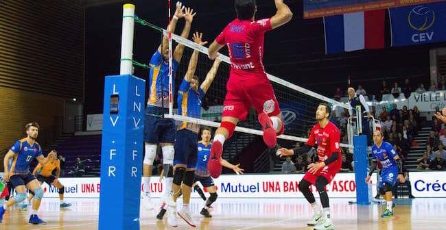 Volley: U GFCA cacciatu da a cuppa di Francia