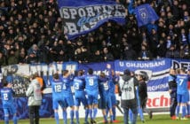 SCB/Noisy-Le-Grand Coupe de France  Bastia